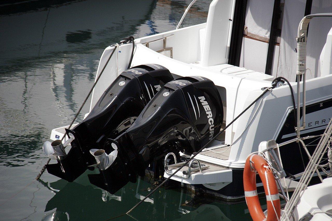 silnik do łodzi